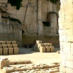 Estrazione pietra leccese